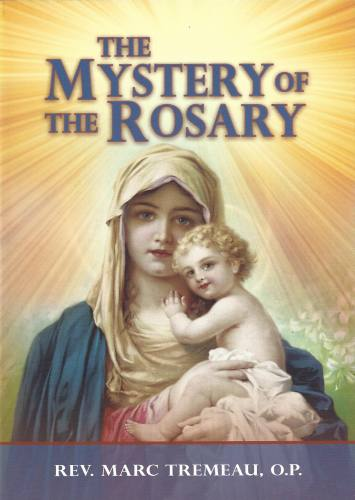 Prayer Book The Mystery of the Rosary Paperback