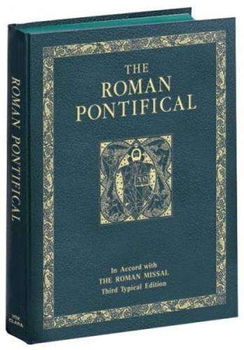 Roman Pontifical Clothbound Hardcover
