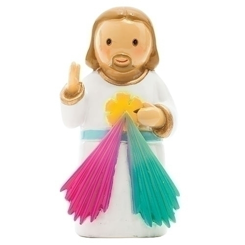 Little Drops of Water Divine Mercy 3.25 Inch