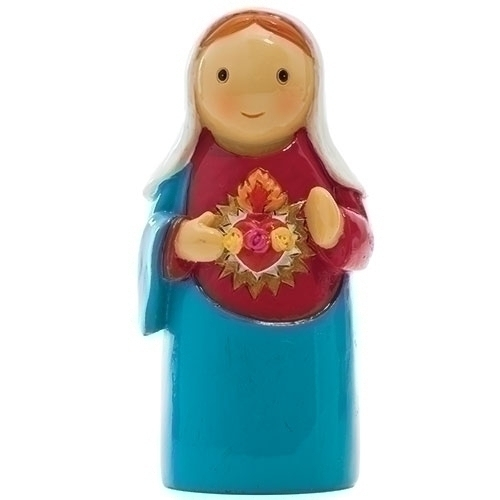 Little Drops of Water Immaculate Heart of Mary 3.25 Inch