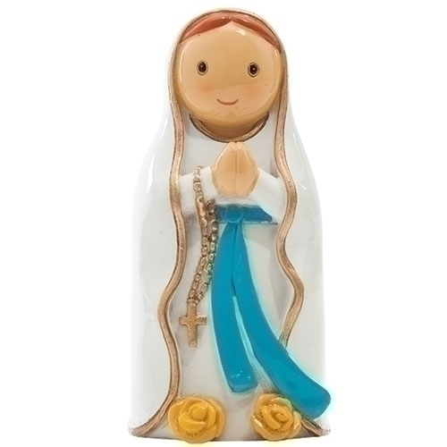 Little Drops of Water Our Lady Of Lourdes 3.25 Inch