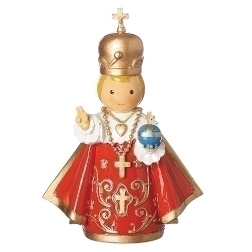 Little Drops of Water Infant of Prague 4.25 Inch