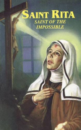 Prayer Book St Rita Saint of the Impossible Paperback