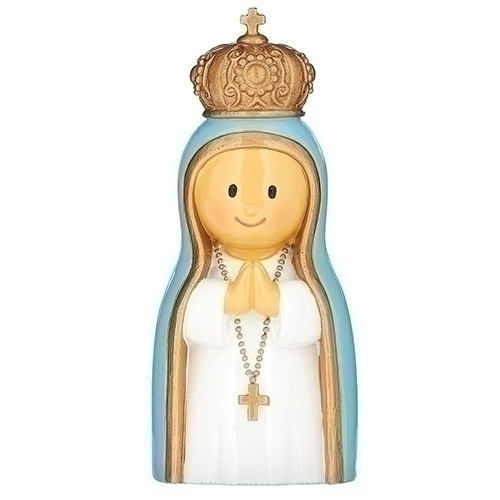 Little Patrons Our Lady of Fatima 3.75 Inch