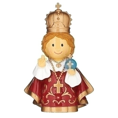 Little Patrons Infant of Prague 3.75 Inch
