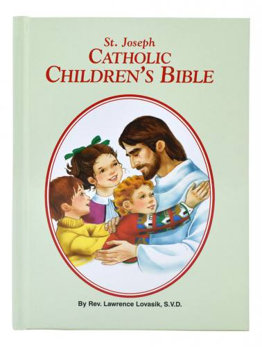 St Joseph Catholic Children's Bible Hardcover