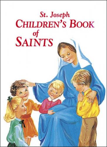 St Joseph Children's Book of Saints Hardcover