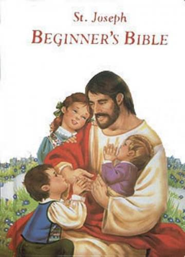 St Joseph Beginners Bible Hardcover