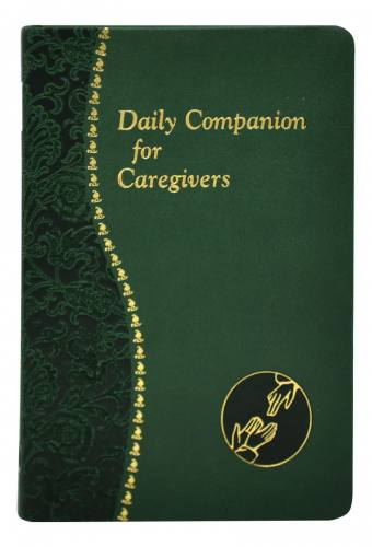 Prayer Book Daily Companion For Caregivers Dura-Lux Green