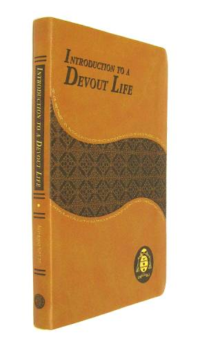 Introduction to the Devout Life de Sales Dura-Lux Brown