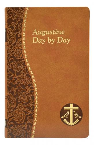Prayer Book Augustine Day By Day Dura-Lux Tan