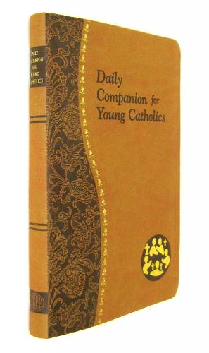 Prayer Book Daily Companion Young Catholics Dura-Lux Brown