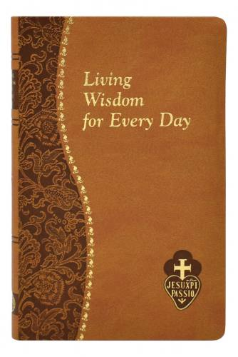 Prayer Book Living Wisdom For Every Day Dura-Lux Tan