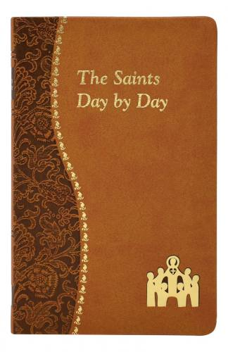 Prayer Book The Saints Day By Day Dura-Lux Tan