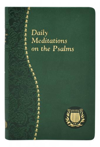 Prayer Book Daily Meditations On The Psalms Dura-Lux Green