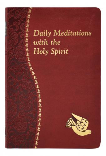 Prayer Book Daily Meditations With The Holy Spirit Dura-Lux Burg
