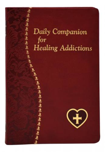 Prayer Book Daily Companion For Healing Addictions Dura-Lux Red