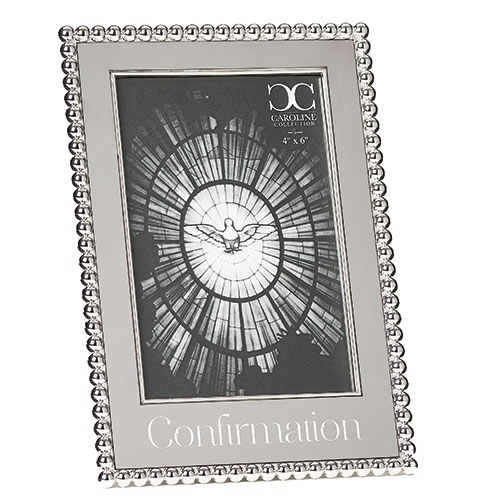 Frame Confirmation Silver Bead