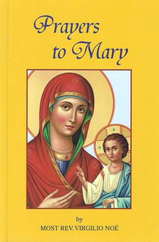 Prayer Book Prayers to Mary Paperback