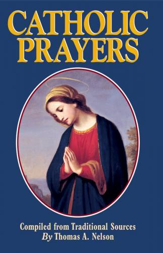 Prayer Book Catholic Prayers Paperback