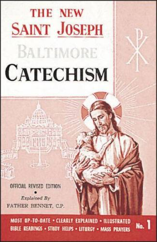 Catechism Baltimore No. 1 St Joseph Paperback