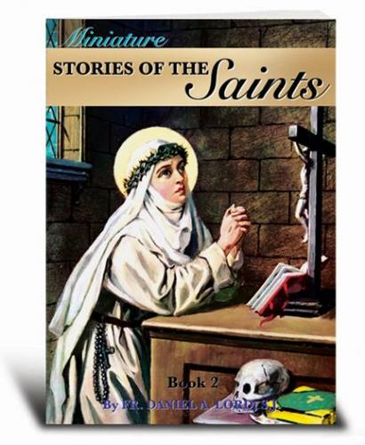 Miniature Stories of the Saints Book 2