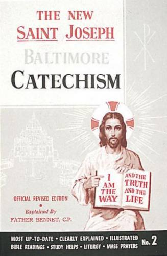 Catechism Baltimore No. 2 St Joseph Paperback