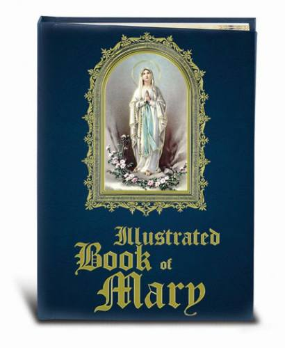Illustrated Book of Mary Hardcover