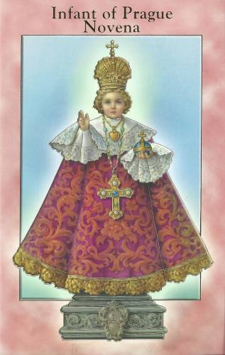 Novena Jesus Infant Prague Paperback