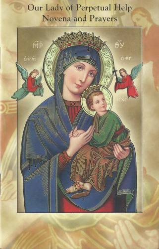 Novena Mary Our Lady Perpetual Help Paperback