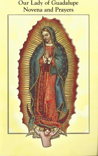 Novena Mary Our Lady Guadalupe Paperback