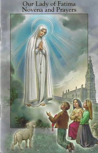Novena Mary Our Lady Fatima Paperback