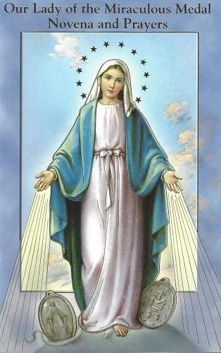Novena Mary Our Lady Miraculous Medal Paperback