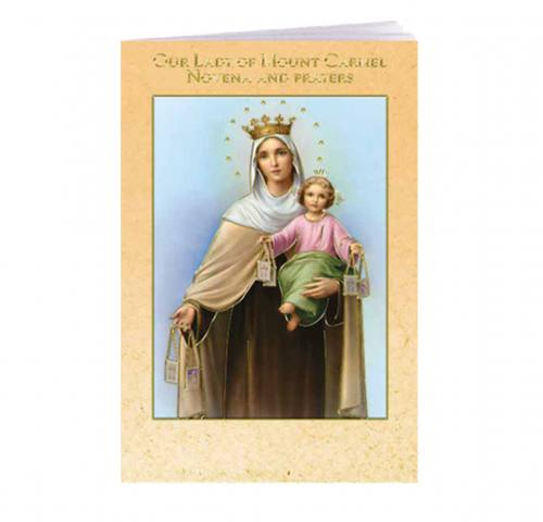 Novena Our Lady of Mt. Carmel Paperback