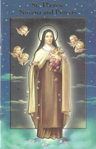 Novena St Therese Lisieux Paperback