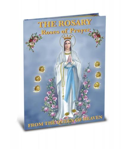 The Rosary Roses of Prayer Hardcover