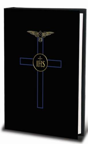 First Communion Missal Blessed Trinity Black