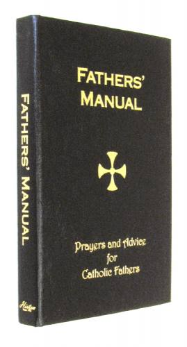 Prayer Book Father's Manual Imitation Leather