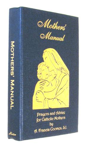 Prayer Book Mother's Manual Imitation Leather Hard Cover