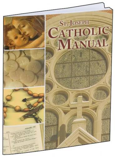 Catholic Manual St Joseph Paperback