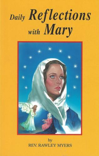 Prayer Book Daily Reflections with Mary Paperback