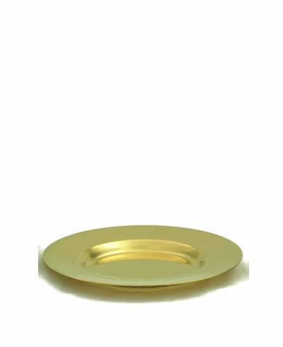 "Well Paten High Polish Gold Plated 6"" Alviti Creations"