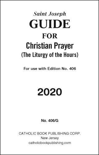 2020 Christian Prayer Guide