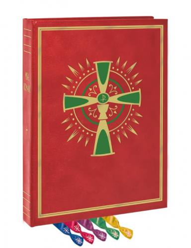 Misal Romano Chapel Edition Spanish en Espanol Catholic Book