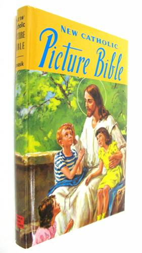 Catholic Picture Bible Padded Hardcover