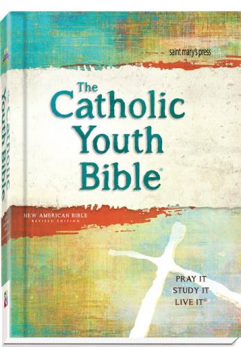New American Bible Catholic Youth Bible Hardcover 4th Edition