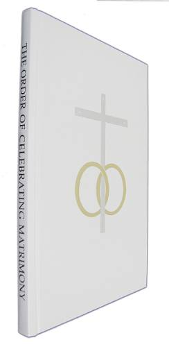 Order of Celebrating Matrimony Hardcover