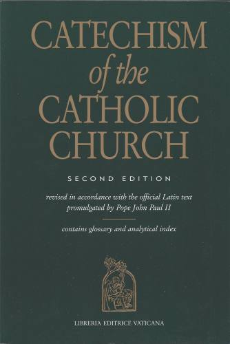 Catechism of the Catholic Church USCCB Paperback