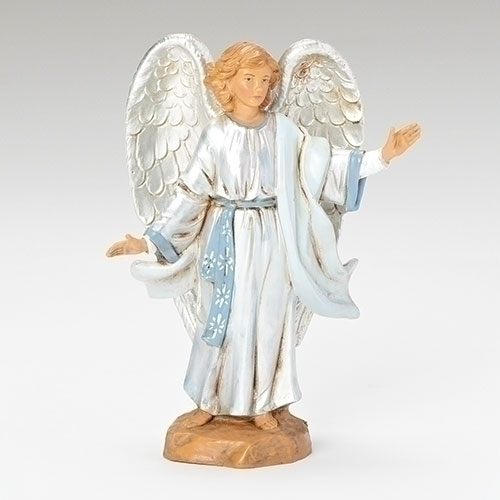 "Fontanini 5"" Scale Nativity Angel At The Resurrection"