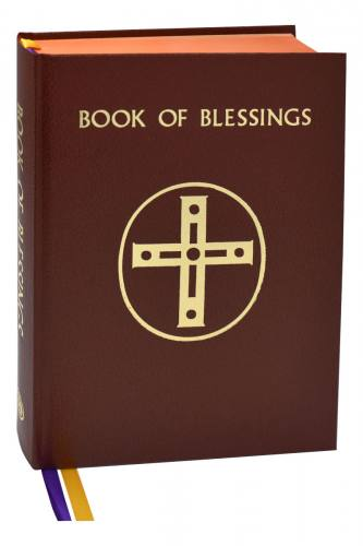Book of Blessings Catholic Book